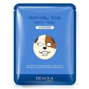Bioaqua Animal Mask Maska w płacie DOG