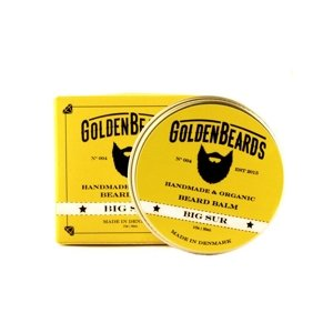 Golden Beards Beard Balm Big Sur Balsam do brody 60ml