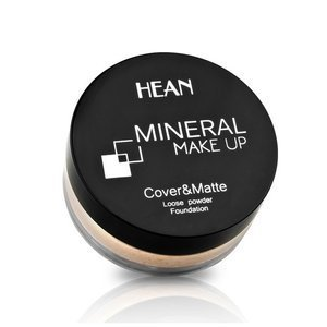Hean MINERAL MAKE UP Cover&Matte Podkład mineralny 901 Natural
