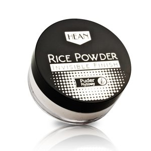 Hean Rice Powder Invisible Finish Puder ryżowy