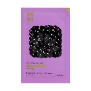 Holika Holika Pure Essence Mask Sheet Maska w płacie Acaiberry