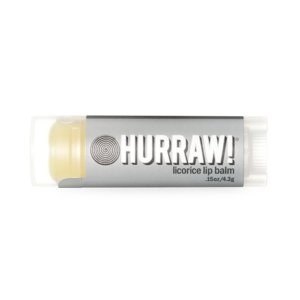 Hurraw! Balsam do ust Licorice