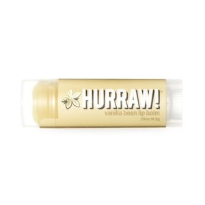 Hurraw! Balsam do ust Vanilla Bean