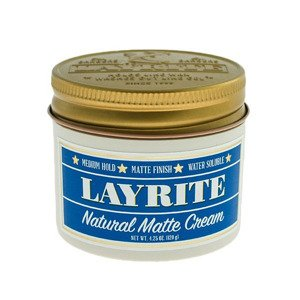 Layrite Natural Matt Cream Pomada do włosów 113g