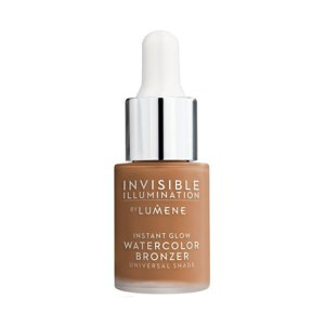 Lumene Invisible Illumination Instant Glow Watercolor Bronzer z serum do twarzy