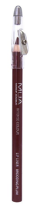 MUA Intense Colour Lip Liner Kredka do ust Brooding Plum