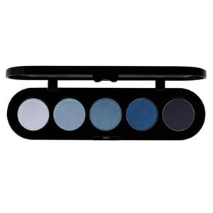 Make-up Atelier Paris Paleta 5 cieni do powiek T27 Satynowe 10g