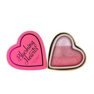 Makeup Revolution Heart róż Bursting with Love