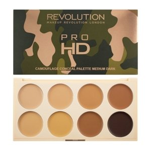 Makeup Revolution Moro Ultra Pro HD Camouflage Medium Dark
