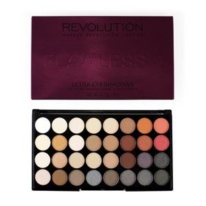 Makeup Revolution Paleta 32 cieni FLAWLESS 2