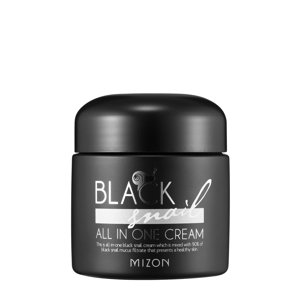 Mizon BLACK Snail All In One Cream Naprawczy krem do twarzy 75 ml