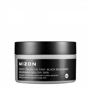 Mizon Enjoy Fresh-On Time Black Bean Mask Fasolowa maska do twarzy 100 ml