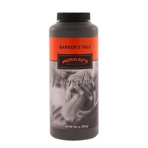 Murray's Barber's Talc Powder Talk fryzjerski 255g