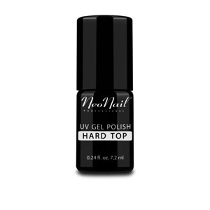 NeoNail HARD TOP top coat hybrydowy 7,2 ml