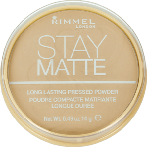 Rimmel Stay Matte Puder do twarzy 04