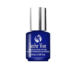 Seche Vive Instant Gel Effect Top Coat Utwardzacz do lakieru 3,6ml