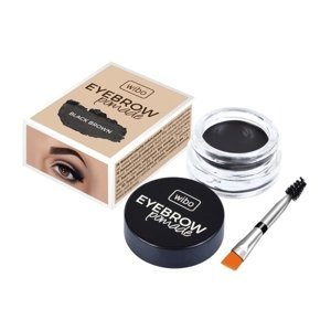 Wibo Eyebrow Pomade Pomada do brwi 03 Black Brown