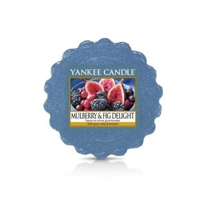 Yankee Candle WOSK TARTA Mulberry&Fig Delight