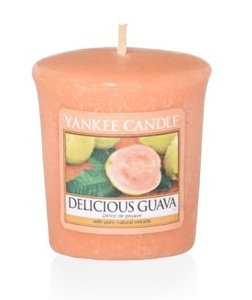 Yankee Candle świeca SAMPLER Delicious Guava