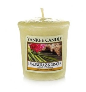 Yankee Candle świeca SAMPLER Lemongrass and Ginger