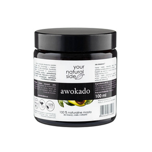 Your Natural Side Masło AWOKADO 100ml