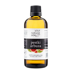Your Natural Side Olej Rafinowany Z PESTEK ARBUZA 100ml