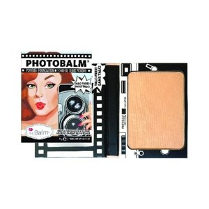 theBalm Photobalm Powder Foundation Podkład w pudrze Light/Medium