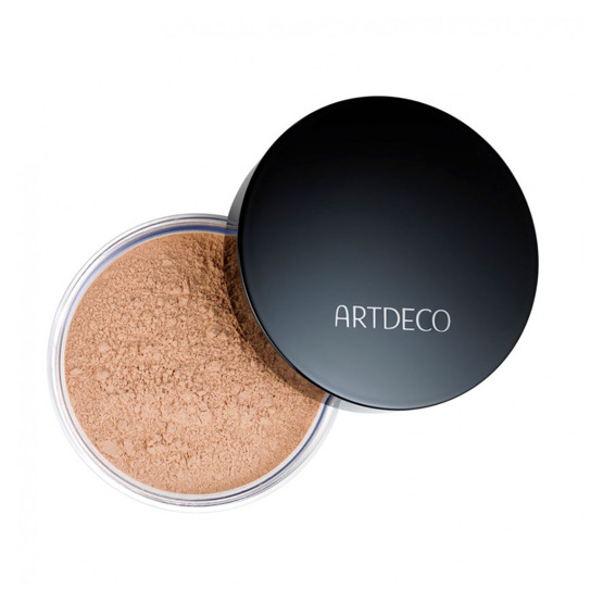 ARTDECO High Definition Loose Powder Sypki puder do twarzy 3 Soft Cream