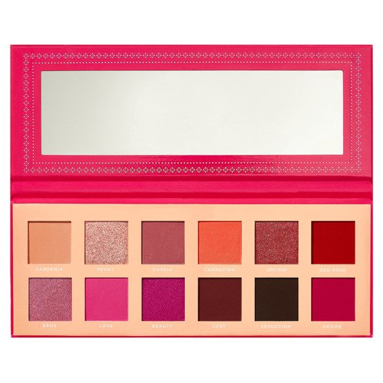 Ace Beaute The Blossom Passion Palette Paleta 12 cieni