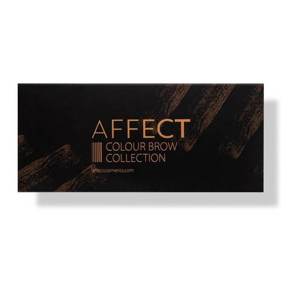 Affect Colour Brow Collection Paleta cieni do brwi