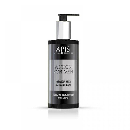 Apis Action for men, krem do pielęgnacji dłoni, 300 ml