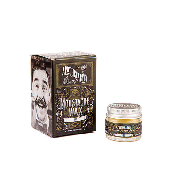 Apothecary 87 Firm Hold Mustache Wax Wosk do wąsów 16g