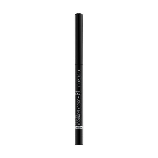 CATRICE 18h Colour & Contour Eye Pencil Kredka do oczu 010 Black