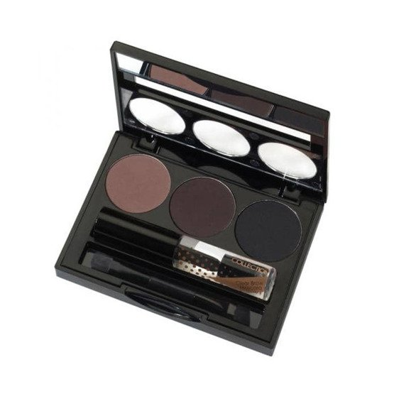 Collection Eyebrow Kit Zestaw do stylizacji brwi Brunette
