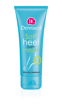 Dermacol Soft Heel Balm Krem do stóp 100ml