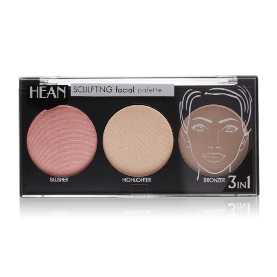 Hean Paletka do konturowania SCULPTING facial palette