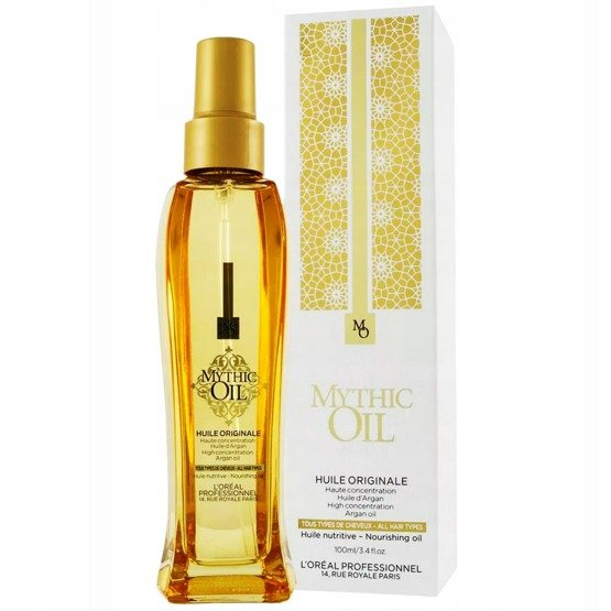 L'Oreal Mythic Oill Huile Richesse Rich Oil Olejek odżywczy 100 ml
