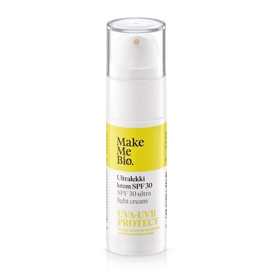 Make Me Bio Ultralekki krem SPF30 30ml