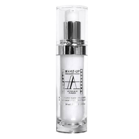 Make-up Atelier Paris Fluid wodoodporny FLWB White 30ml