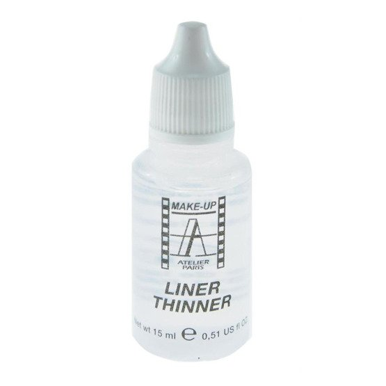 Make-up Atelier Paris Liner Thinner Rozcieńczalnik do eyelinera w żelu 15ml