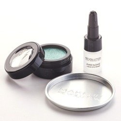 Makeup Revolution Eye Foils cień EMERALD GODDES
