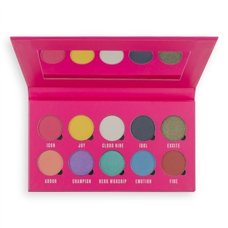 Makeup Obsession Paleta cieni Be Crazy About Eyeshadow Palette