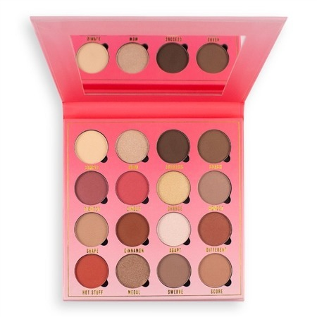 Makeup Obsession Paleta cieni Be the Game Changer Eyeshadow Palette