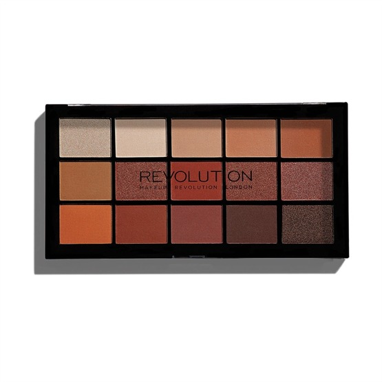 Makeup Revolution Paleta cieni Re-Loaded Palette - Iconic Fever