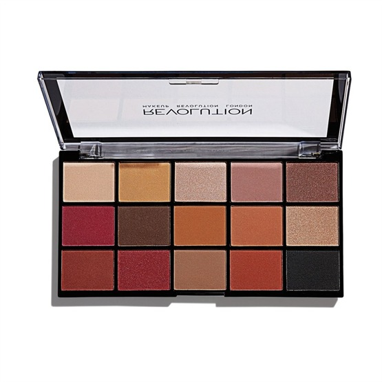 Makeup Revolution Paleta cieni Re-Loaded Palette - Iconic Vitality