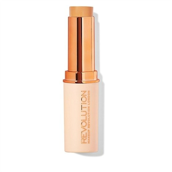 Makeup Revolution REVOLUTION Fast Base Stick Foundation - Podkład w sztyfcie F8