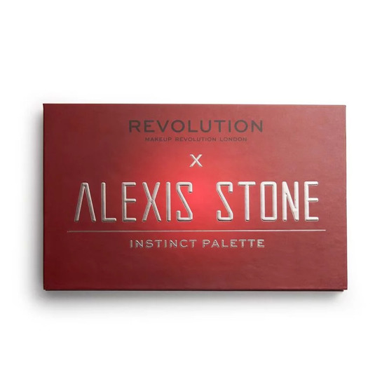 Makeup Revolution X Alexis Stone The Instinct Palette