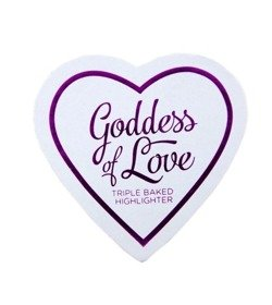 Makeup Revolution rozświetlacz GODDESS OF LOVE