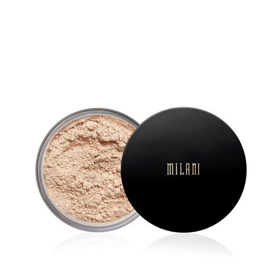 Milani MAKE IT LAST SETTING POWDER Sypki puder do twarzy 01 Translucent Light to Medium