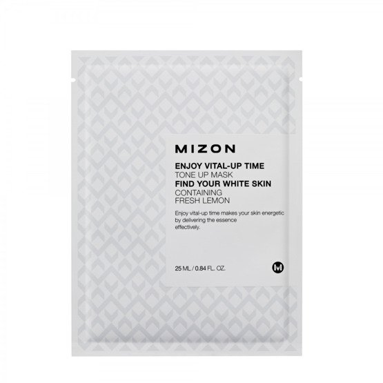 Mizon Enjoy Vital-Up Time Tone Up Maseczka wzmcniająca